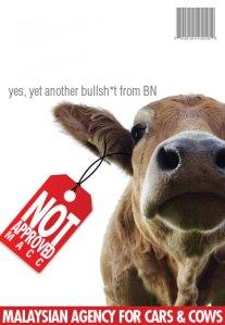 Lembu tanya : kenapa tidak dakwa mereka yang terlibat dengan klip video Lingam ?