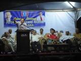 Ucapan Anwar penuh semangat !